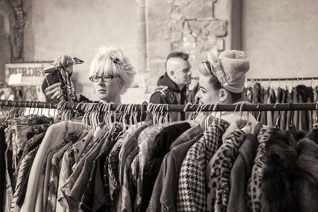 Vintage Craft Fair Gloucester 2014. V . kennysarmy