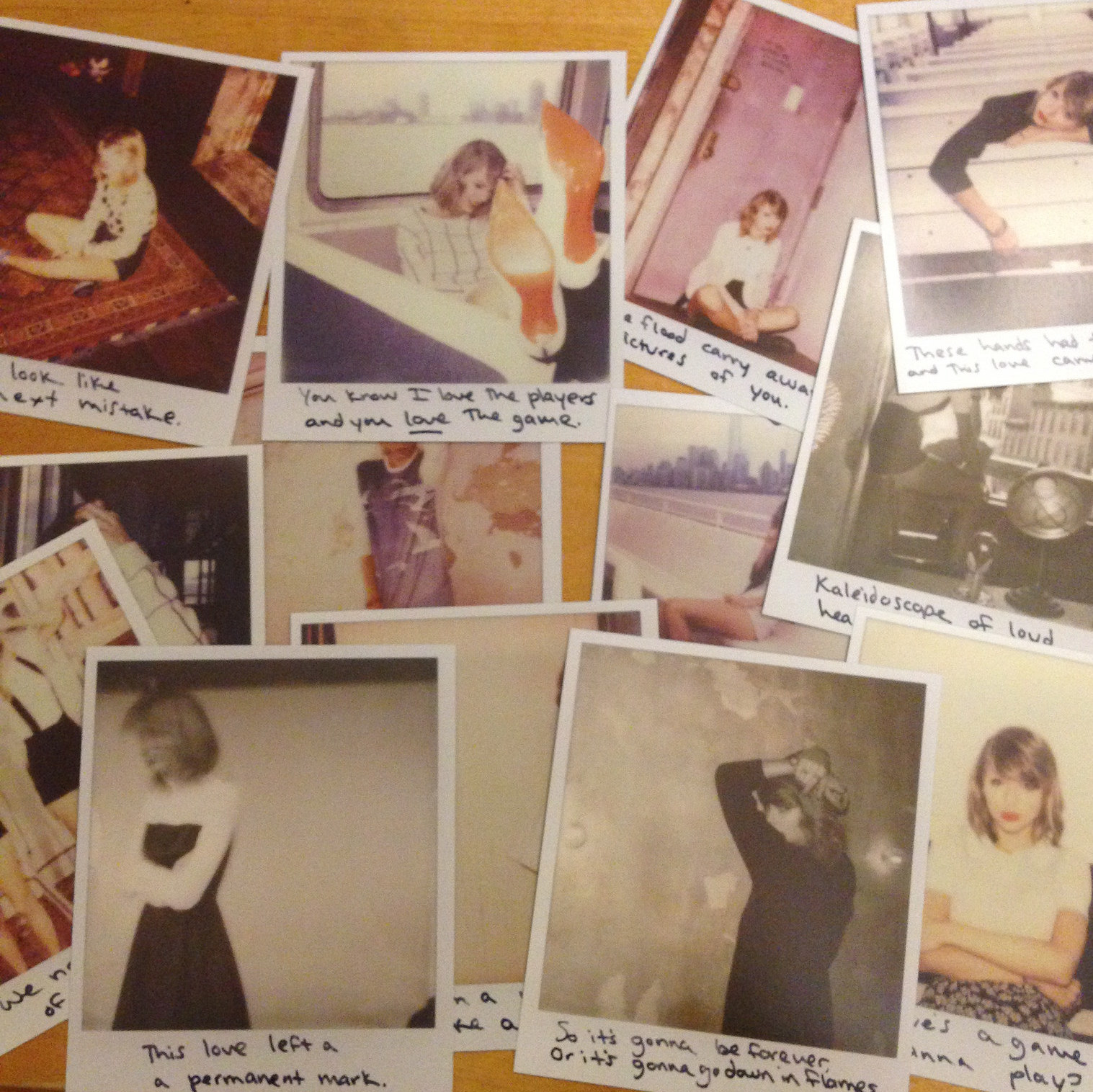 Photolove - Taylor Swift