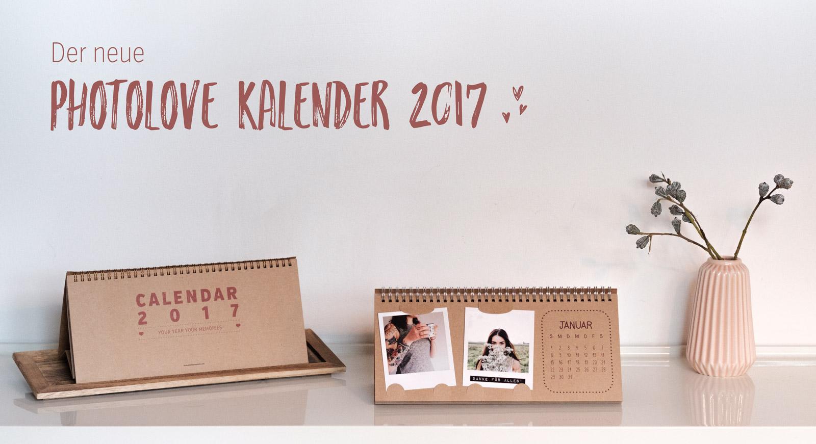 PhotoLove Fotokalender
